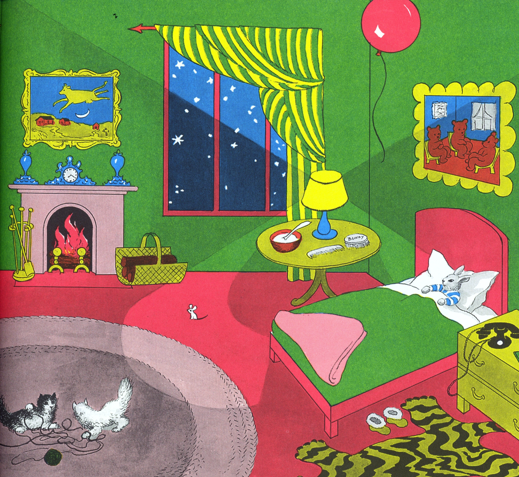 Children's Literature Book Reviews / Goodnight Moon