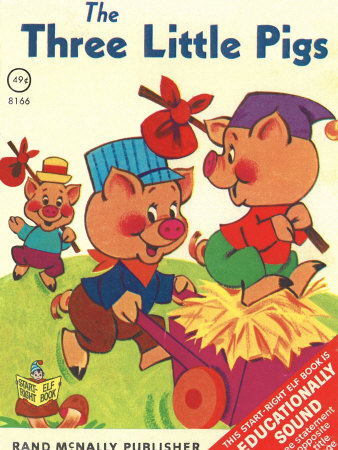 3 little pigs book review
