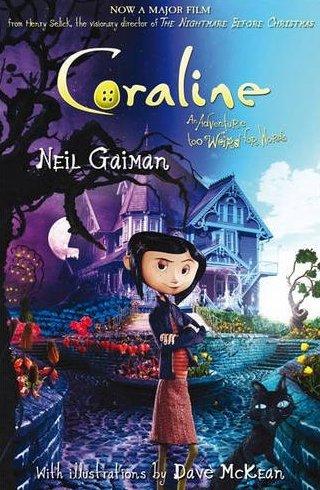 Children S Literature Book Reviews Coraline